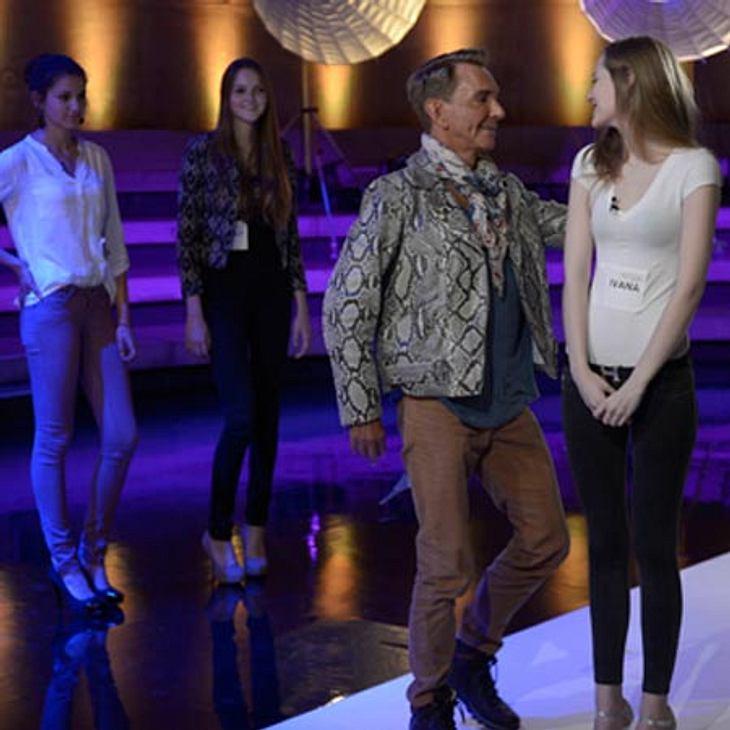 GNTM: Stars sind von Wolfgang Joop enttäuscht!