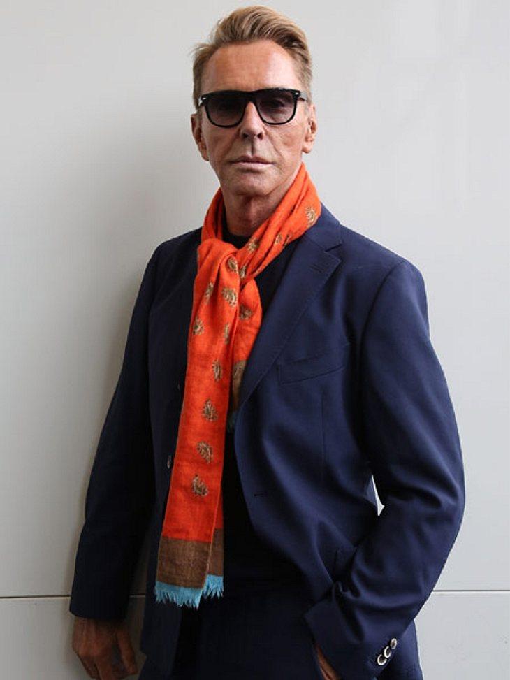 Wolfgang Joop mischt sich in den Dolce&Gabbana-Streit ein.