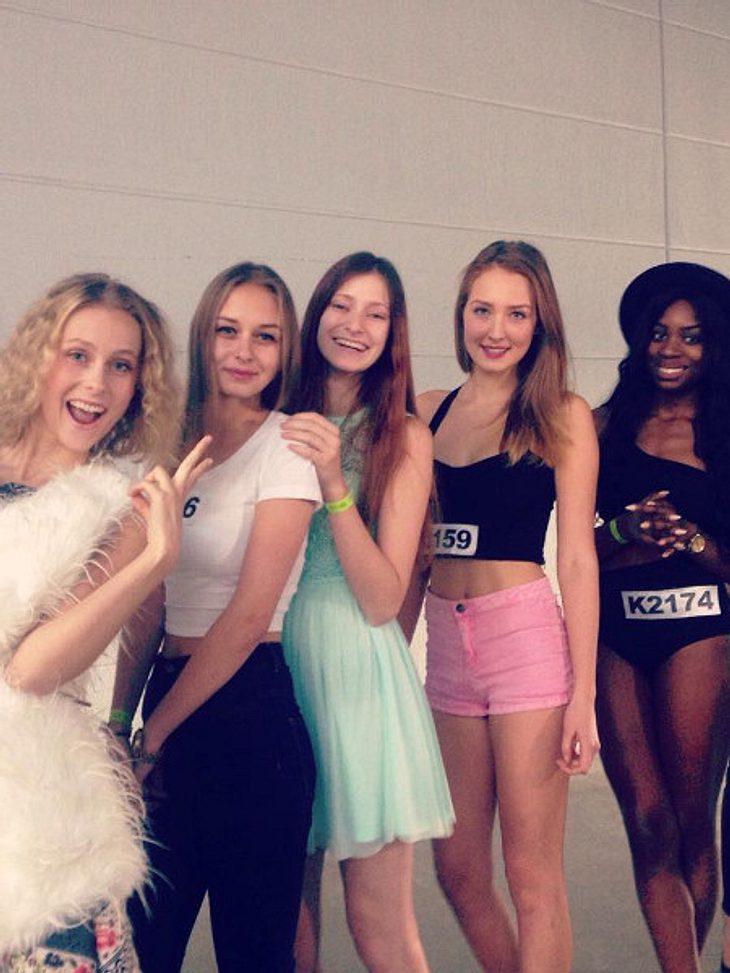 Gntm 2015 So Sehen Die Neuen Models Aus Intouch