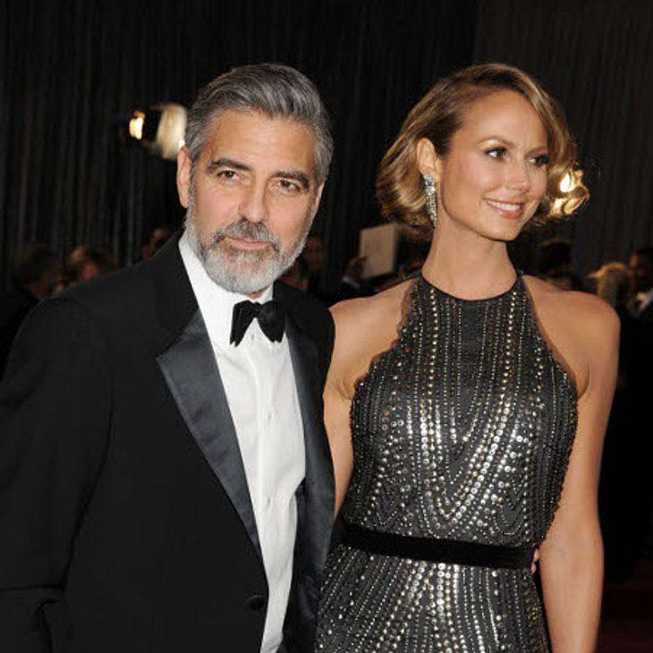 George Clooney und Stacy Keibler: Aus und vorbei