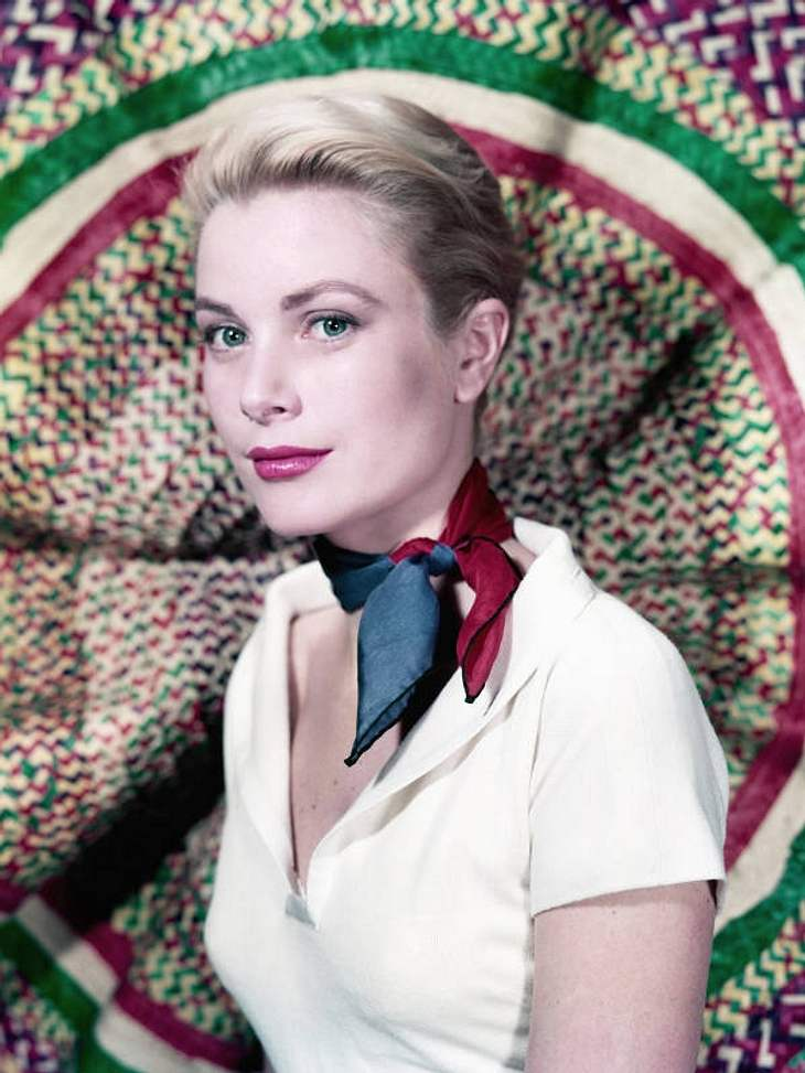 "Die größten Luxus-DivenDie einstige Schaupielerin und Fürstengattin Grace Kelly war stets in edelste Stoffen gekleidet. >> ""Grace Kelly: Hollywood Collection - Eine Hommage in Fotografien"" bei amazon.de kaufen"