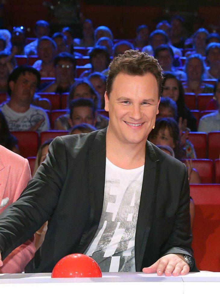 """Guido Maria Kretschmer scheint es beim """"Supertalent"""" zu gefallen"""
