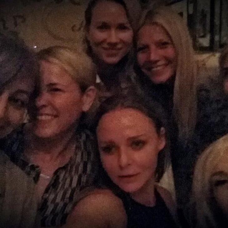 Gwyneth Paltrow und ihr prominenter Mädelsabend