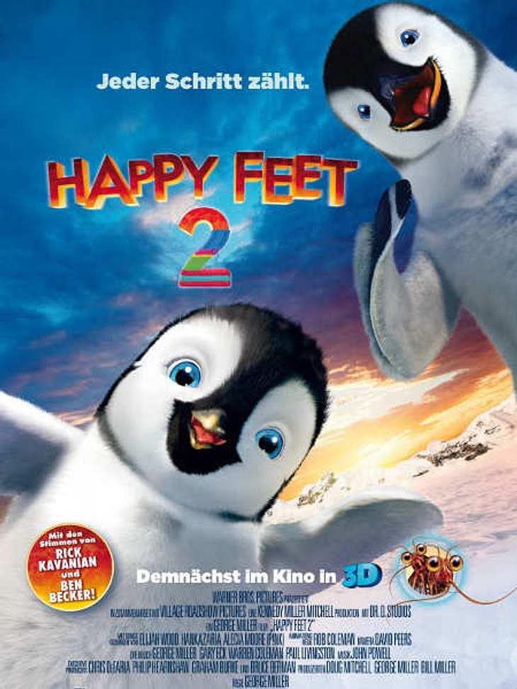 "Unser Kino-Tipp: ""Happy Feet 2"" ab dem 01.12.2011 im Kino"