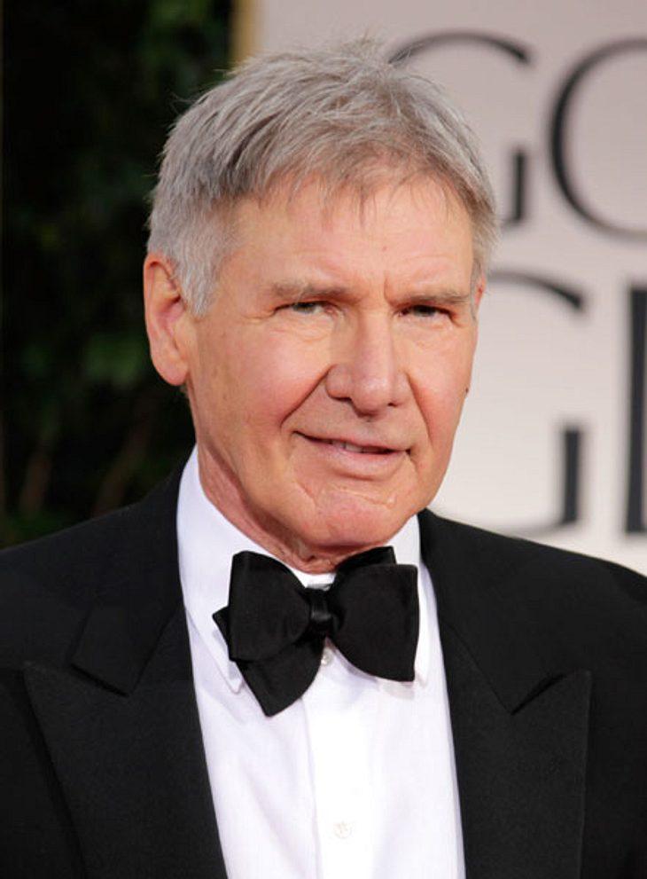 """Harrison Ford verletzte sich am """"Star Wars""""-Set"""