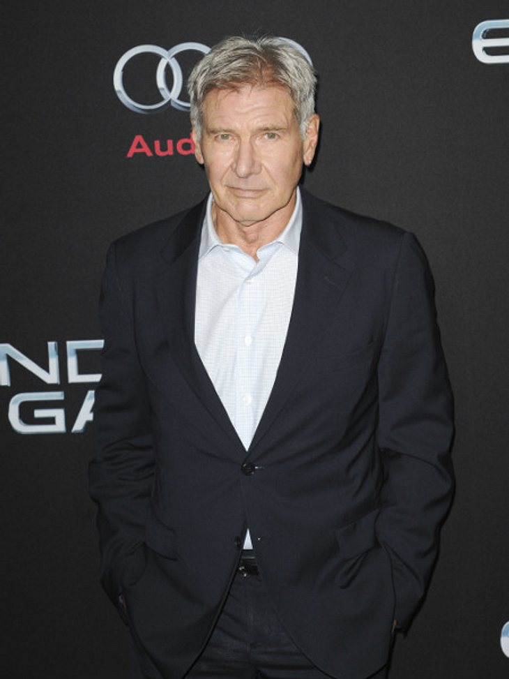 Harrison Ford ist auf dem Wege der Besserung