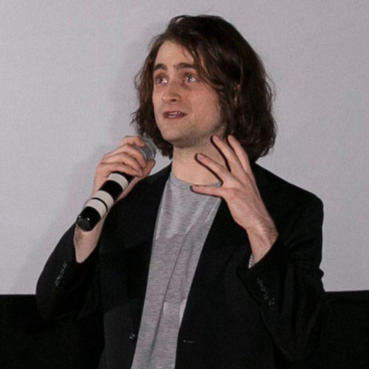 Harry Potter trägt Haare vom Toten!