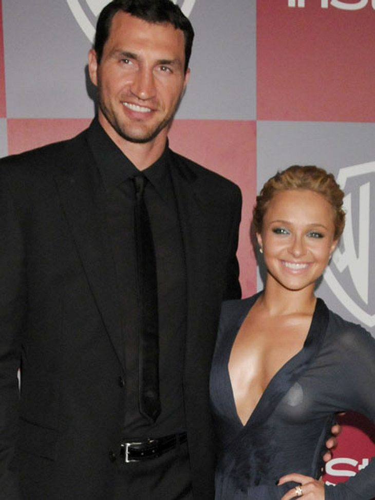 Hayden Panettiere und Wladimir Klitschko sind frischgebackene Eltern
