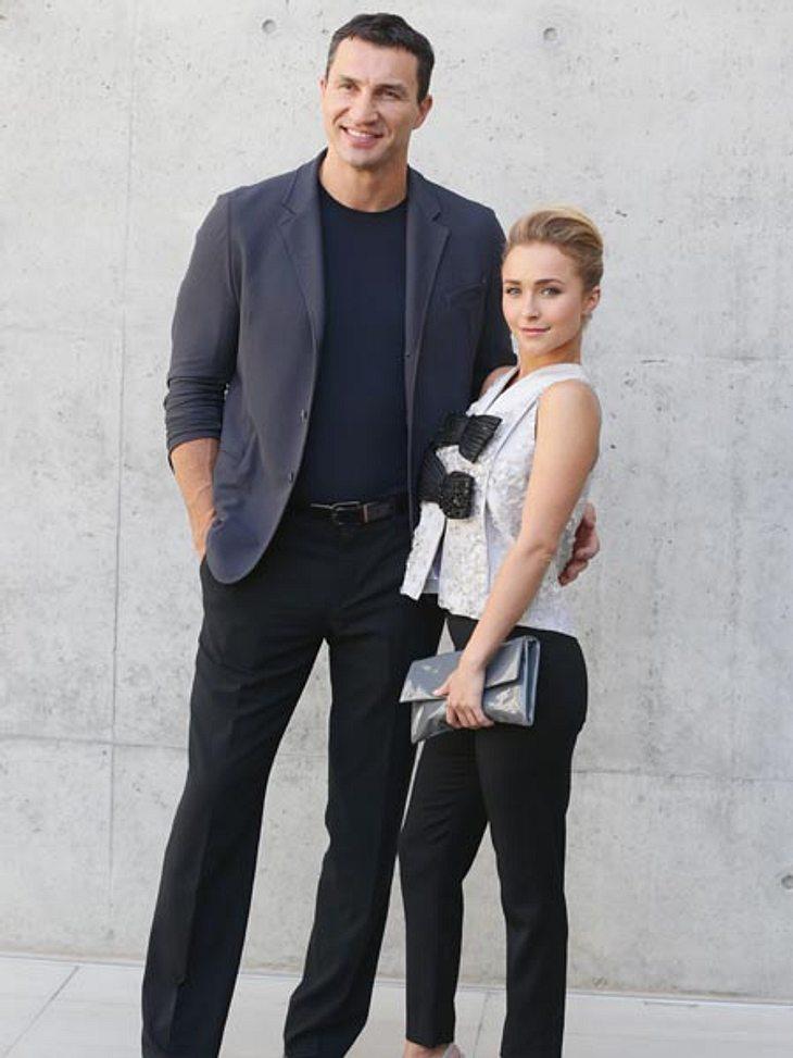 Wladimir und Hayden: Sind sie bereits Weihnachten verheiratet?