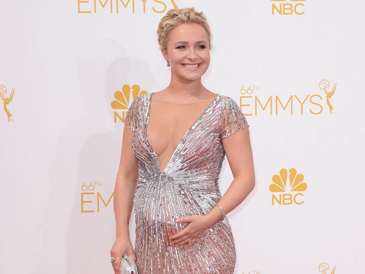 Die Schauspielerin hat 18 Kilo zugenommen