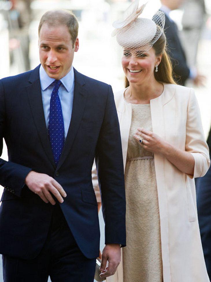 Herzogin Kate und Prinz William werden die Weihnachstage auf ihrem Landsitz Anmer Hall verbringen