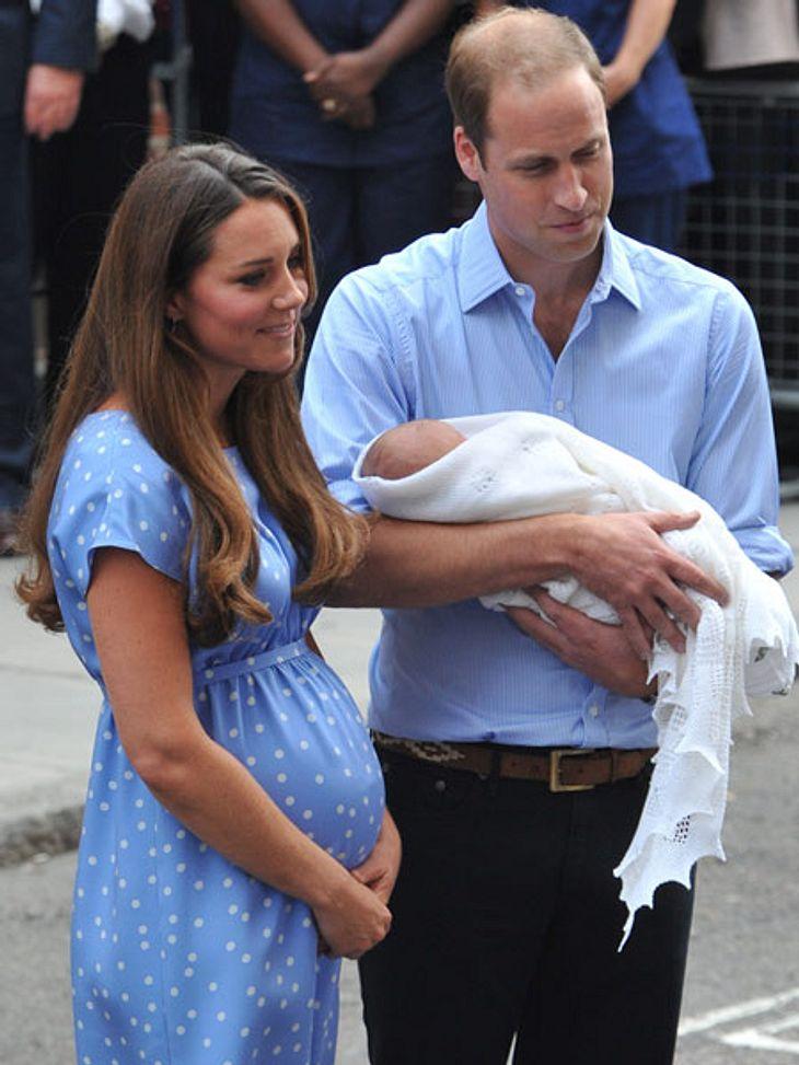 Herzogin Kate Baby 2 Name