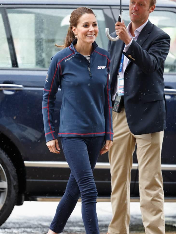 Herzogin Kate ist schon wieder mega-schlank