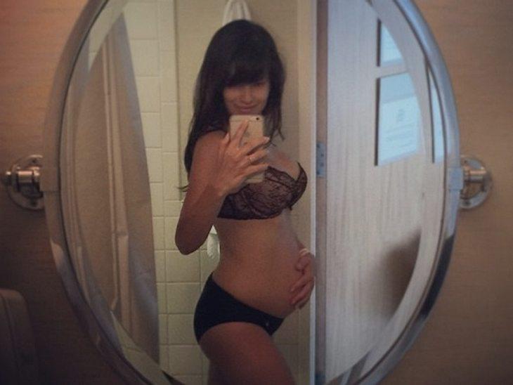 Hilaria Baldwin ist zweifache Mutter