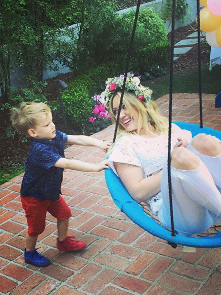 Hilary Duff will das alleinige Sorgerecht für Sohn Luca