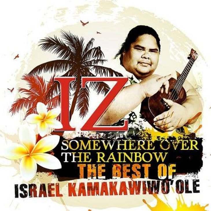 """IZ - """" Somewhere Over The Rainbow  The Best of Israel Kamakawiwo'ole""""Das meint die WUNDERWEIB.de-Redaktion: """"Der Song """"Over The Rainbow"""" erinnert mich an die wunderschöne Hochzeit einer sehr guten Freundin letzten S"""