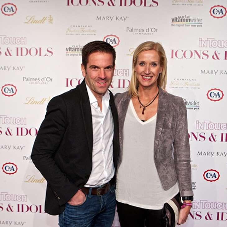 Dr. Susanne Dworak und Ehemann (Geschäftsführerin Sahler Werbung)