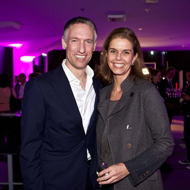 Andreas Fuhlisch (Geschäftsleiter Bauer Advertising KG) & Kerstin Pooth (PR & Event Peek&Cloppenburg),
