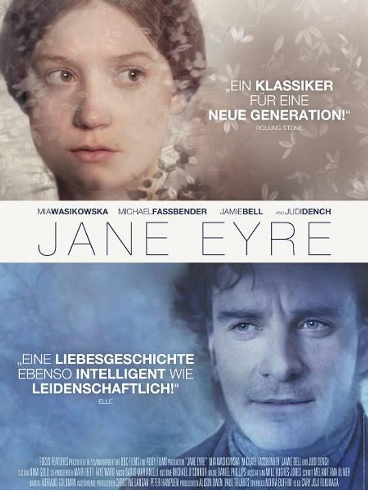 "Unser Kino-Tipp: ""Jane Eyre"" ab dem 01.12.2011 im Kino"