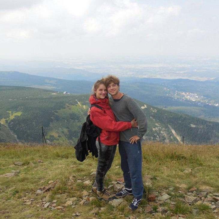 GZSZ-Jascha Rust mit Freundin Helene in Polen
