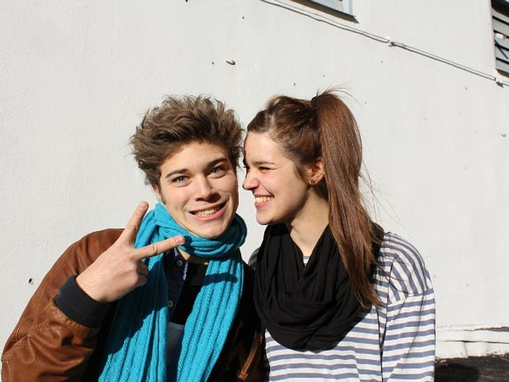 Jascha schwärmt von seinem Urlaub mit Freundin Helene