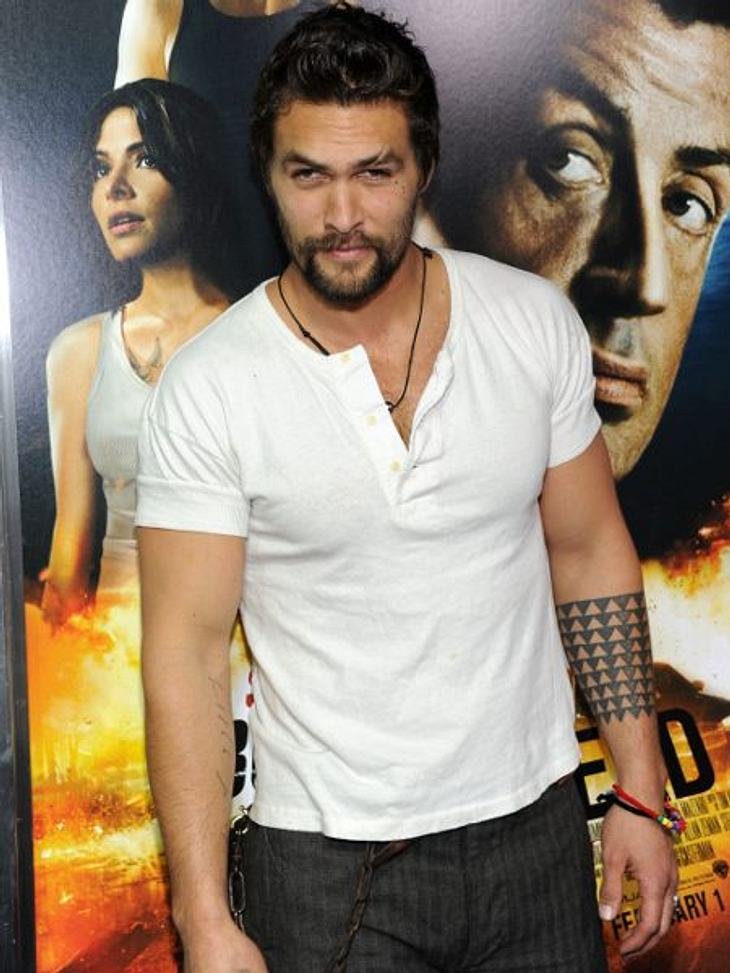 """Game of Thrones""-Star Jason Momoa steht auf viel Sex"