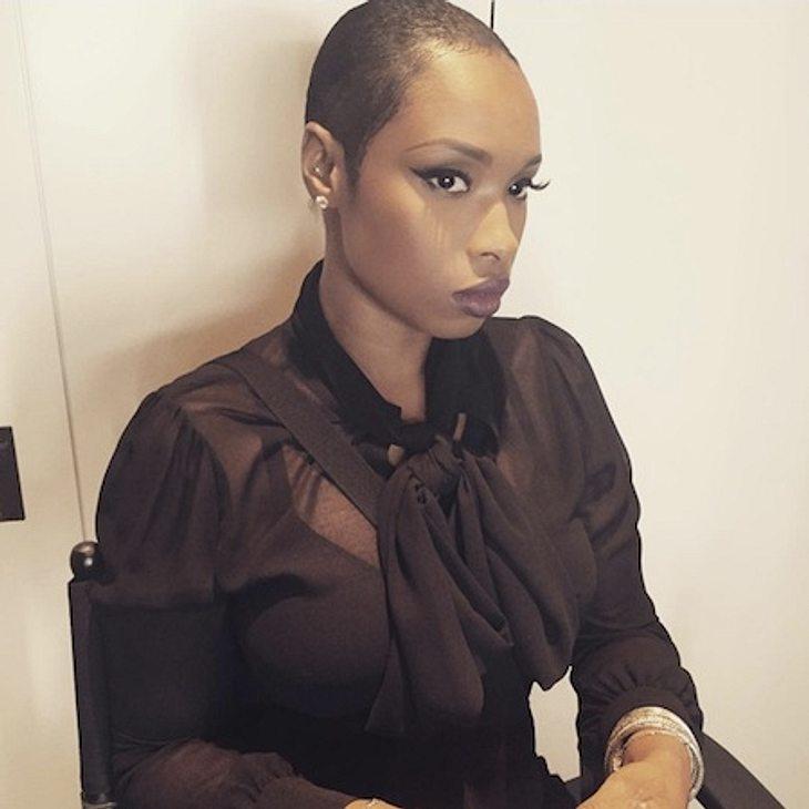Jennifer Hudson freut sich über ihre neue Frisur