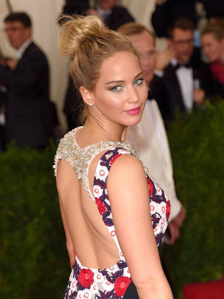 Jennifer Lawrence ist angeblich schon mit Freund Chris Martin verlobt