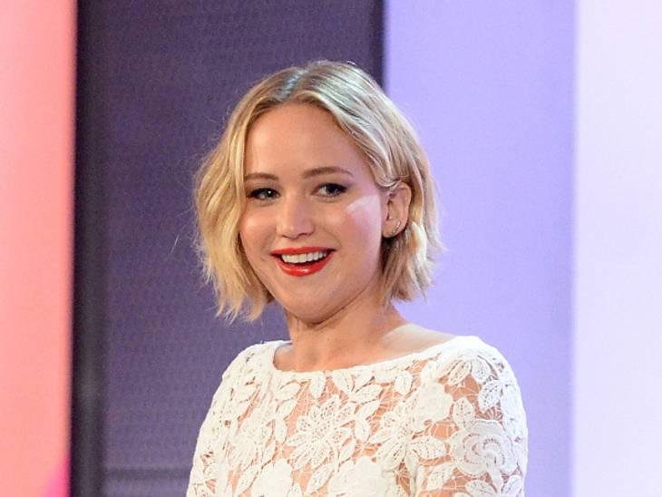 Jennifer Lawrence strahlt wieder - vor Liebesglück?