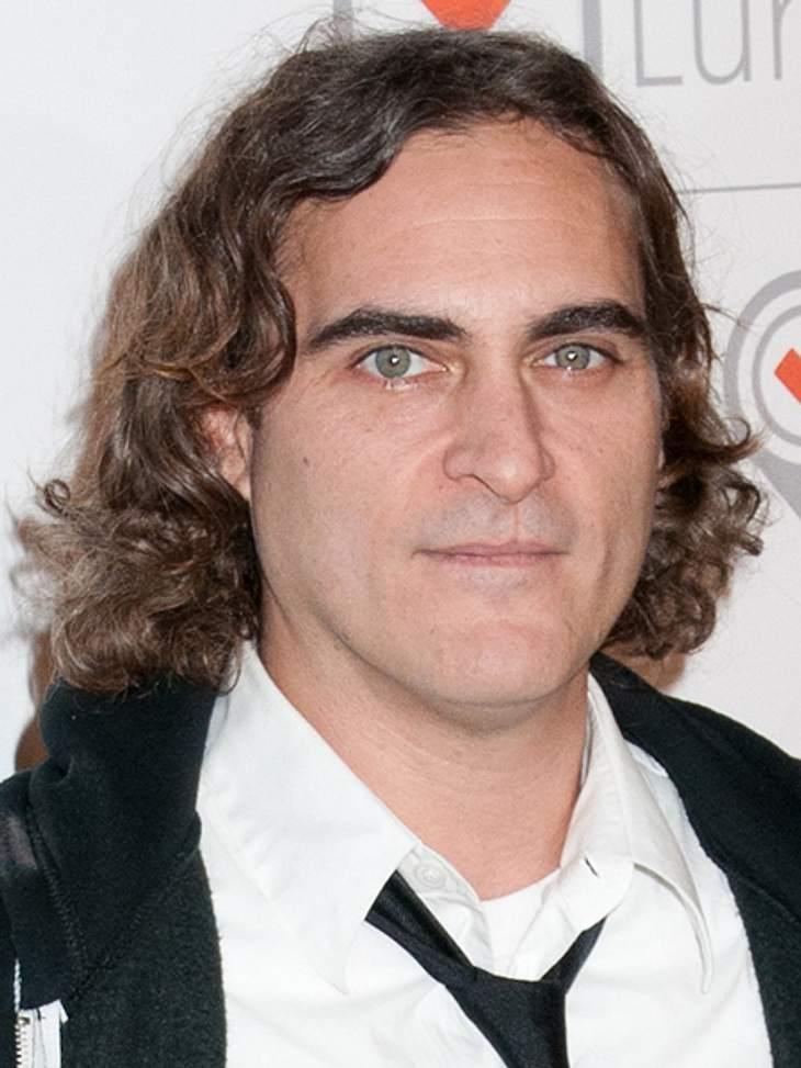 Joaquin Phoenix: Neuer Look