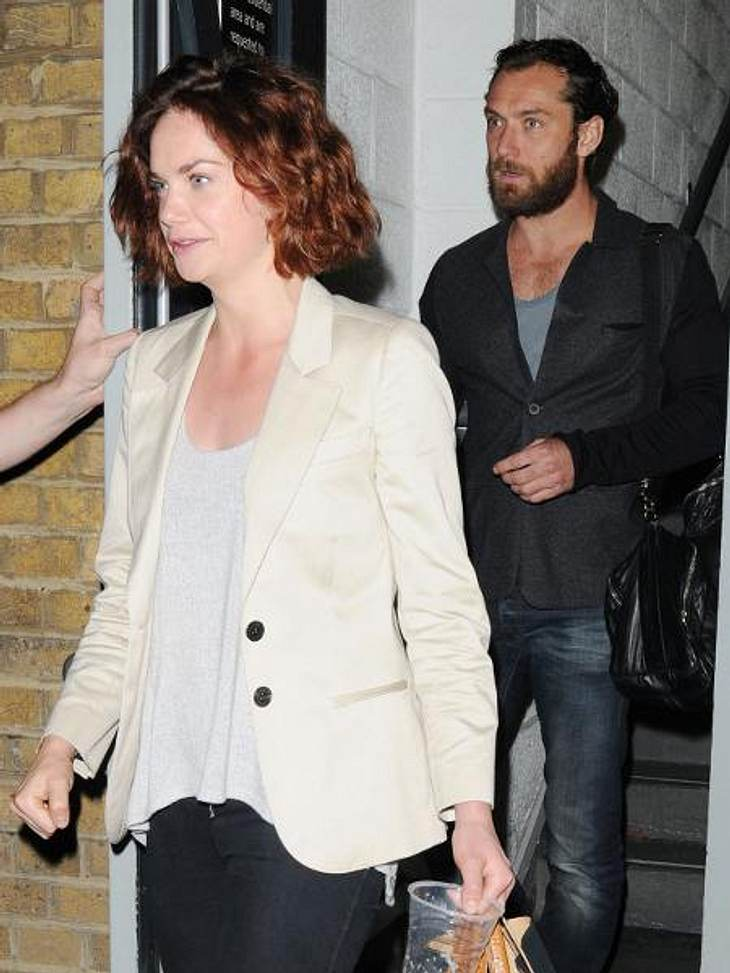 Jude Law: Neue Freundin?