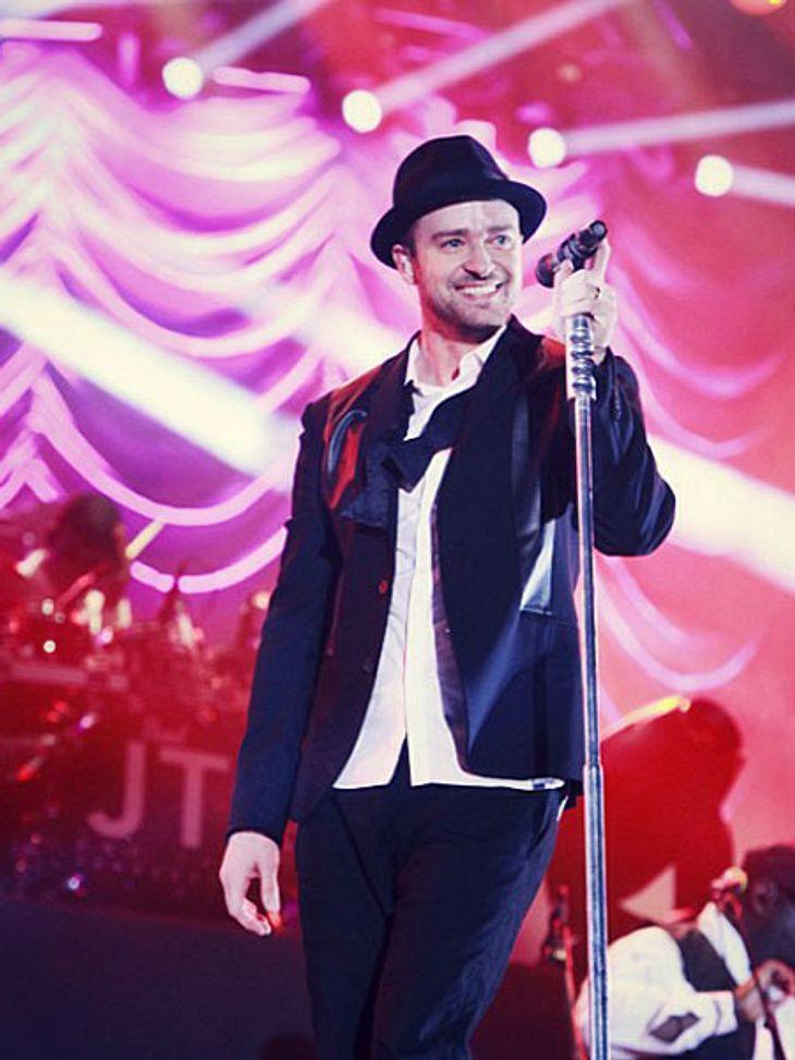 Justin Timberlake kommt nach Deutschland