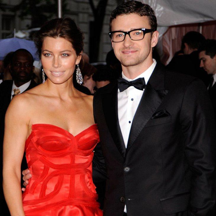 Es ist aus: Justin Timberlake und Jessica Biel haben sich getrennt.