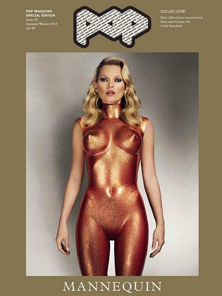 Wie aus einer fremden Galaxie: Kate Moss