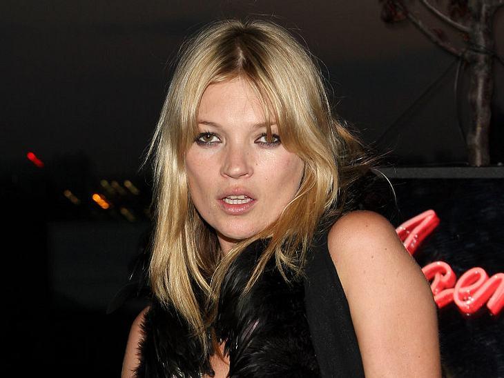 Kate Moss hat ihre eigenen Schönheitstipps