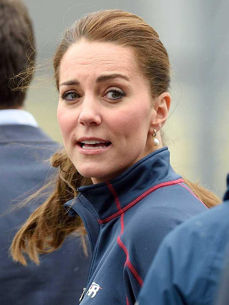 Kate Middleton Ungeschminkt