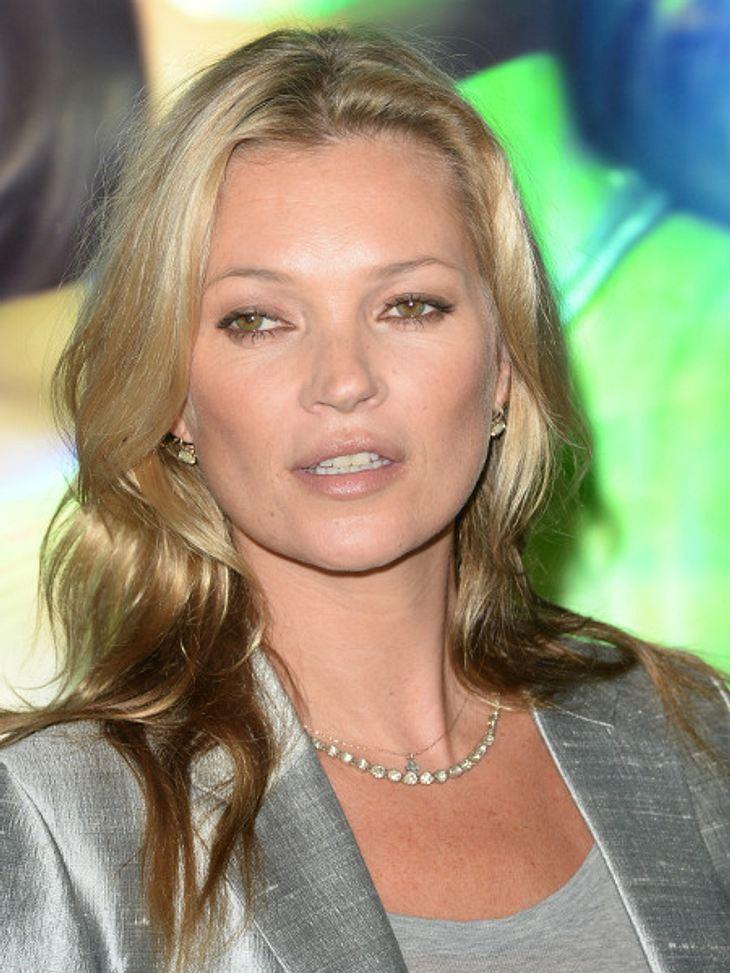 """Kate Moss wird bald im """"Playboy"""" zu sehen sein"""