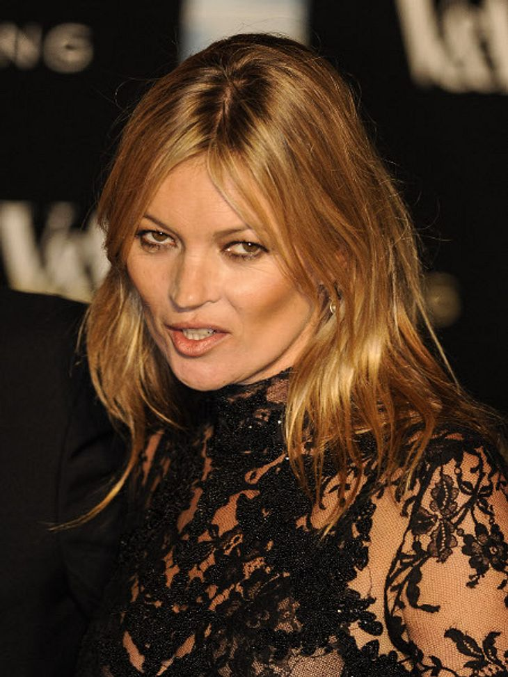 Kate Moss: Erneuter Alkohol-Exzess in London