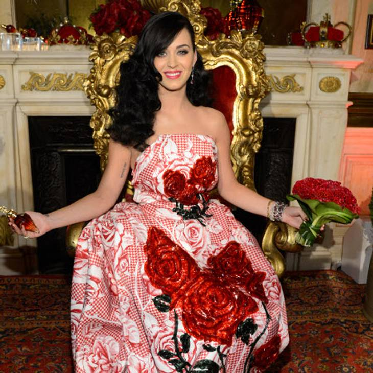 "Katy Perry als ""Killer Queen"""