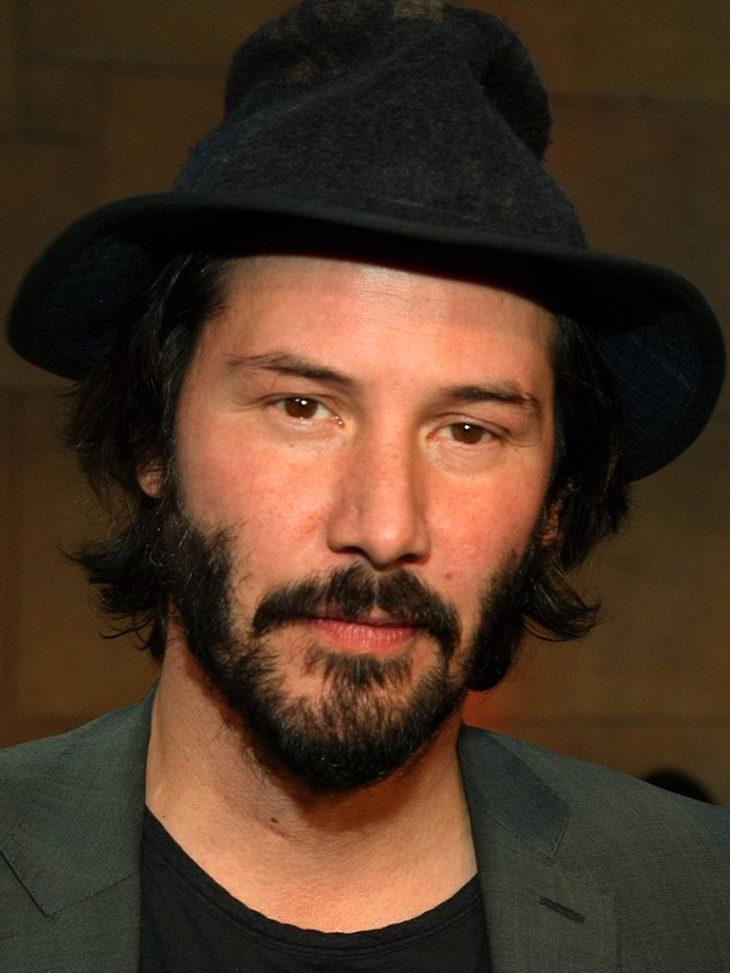 Hat Keanu Reeves einen 21-jährigen Sohn?