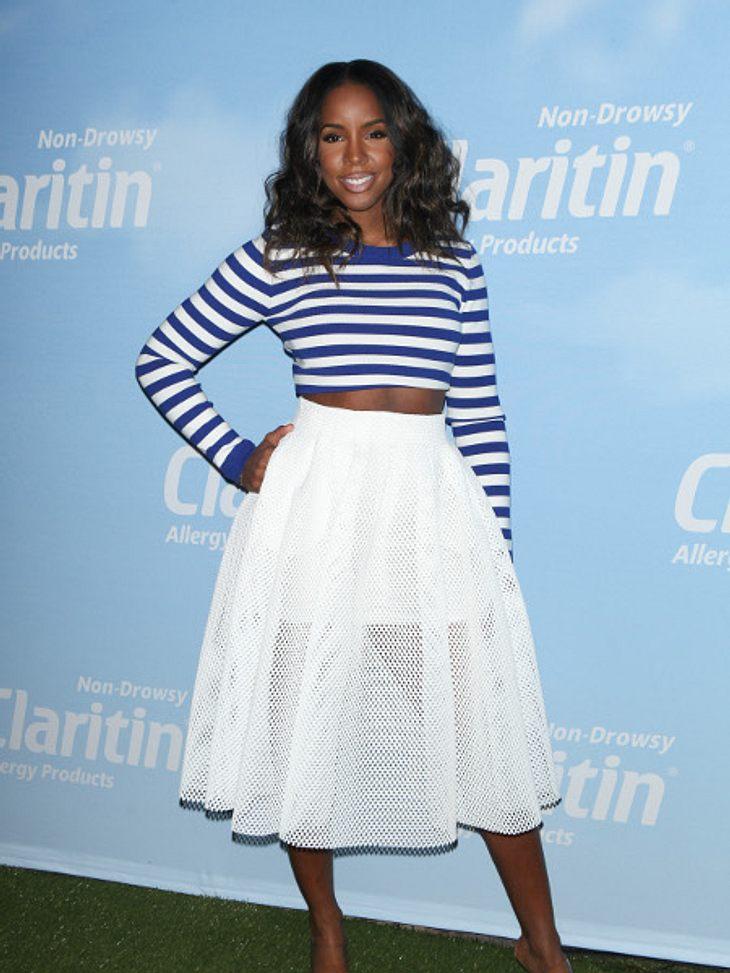 Kelly Rowland ist schon wieder mega schlank