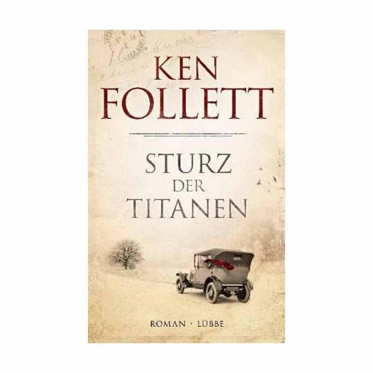 ,Ken Follet - Sturz der TitanenDarum geht`s: Das Buch erzählt von drei Familien gestreckt über drei Länder. Eine deutsch-österreichische Aristokratenfamilie, die unter den politischen Spannungen zerrissen wird. Eine Familie aus England zwis