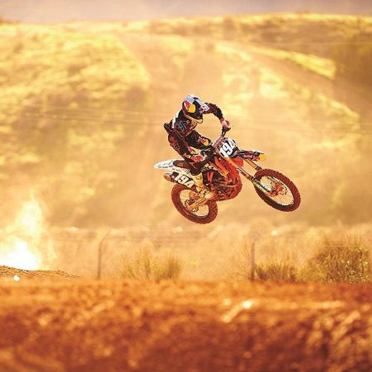 """2011 wurde Ken der jüngste """"MX2 World Champion""""."""