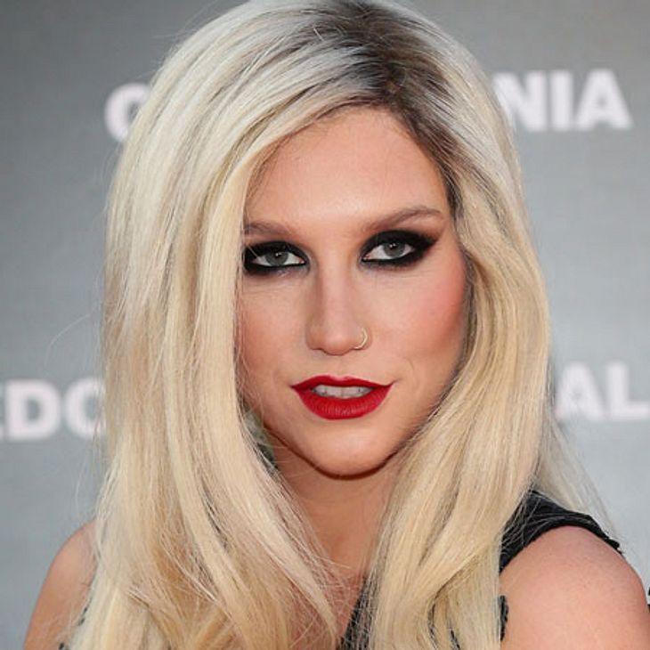 Sängerin Kesha leidet an einer Essstörung
