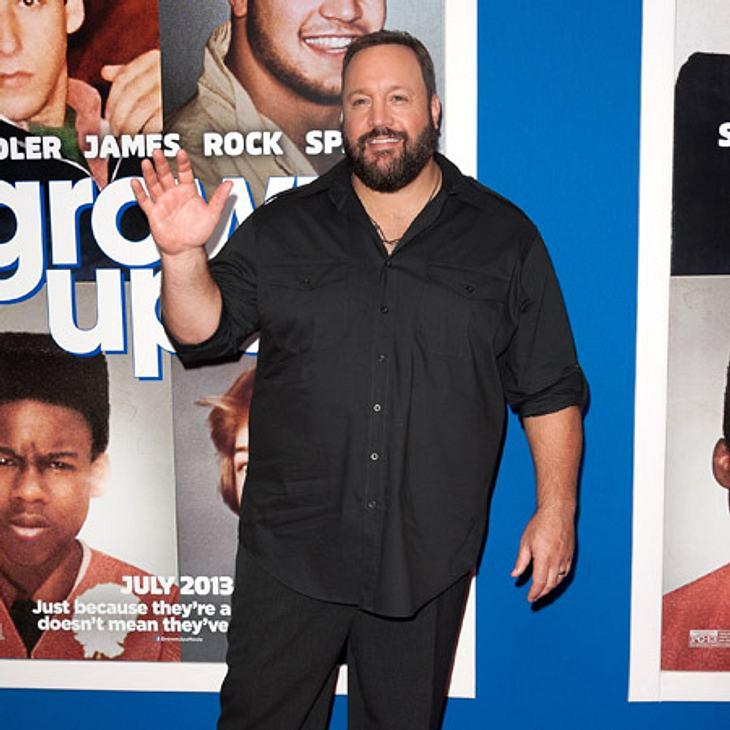 Kevin James kehrt wieder auf den TV-Bildschirm zurück