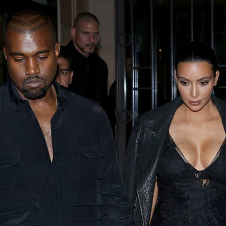 Kaum verheiratet, schon stehen Kim und Kanye vor der Scheidung!