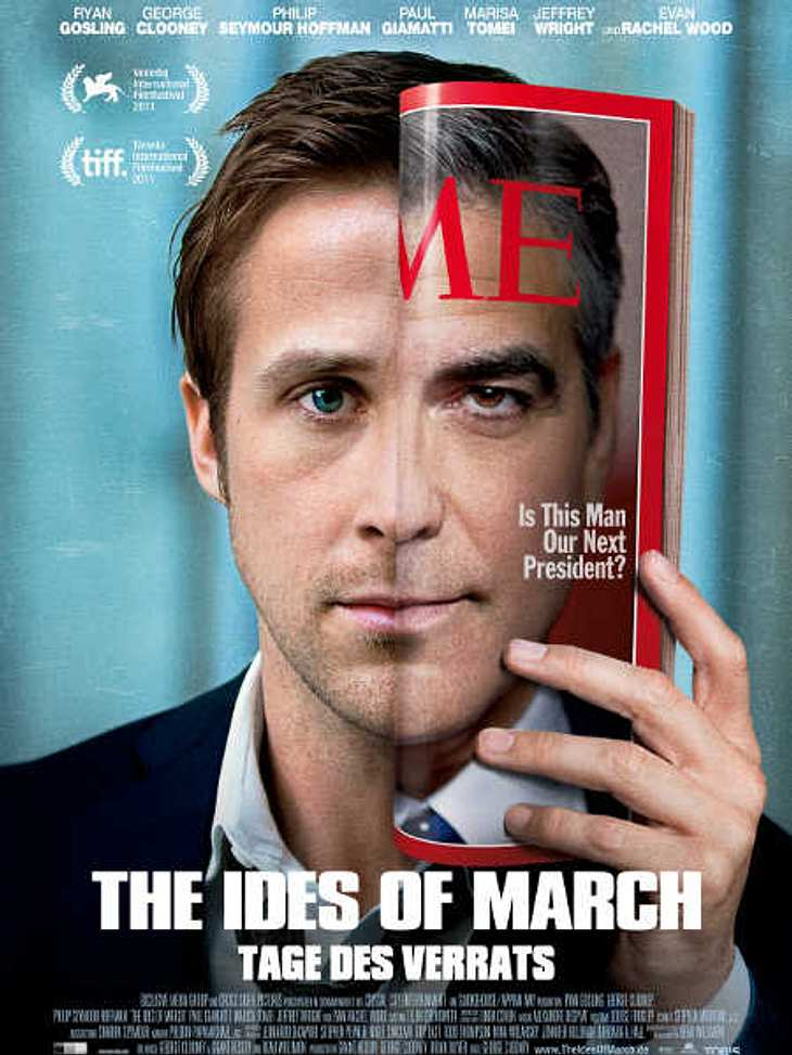 "Unser Kino-Tipp: ""The Ides of March - Tage des Verrats"" ab dem 22.12.2011 im Kino"