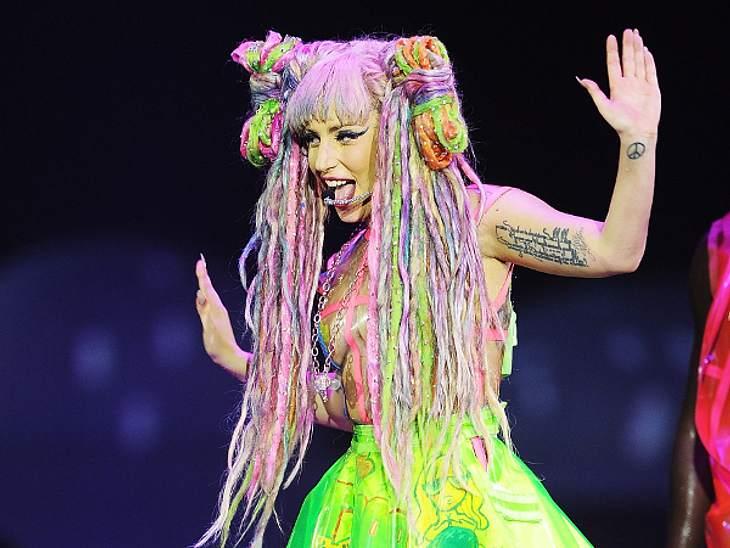 Lady Gaga zieht jetzt ihr eigenes Ding durch