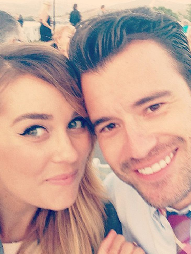 Lauren Conrad und William Tell haben geheiratet