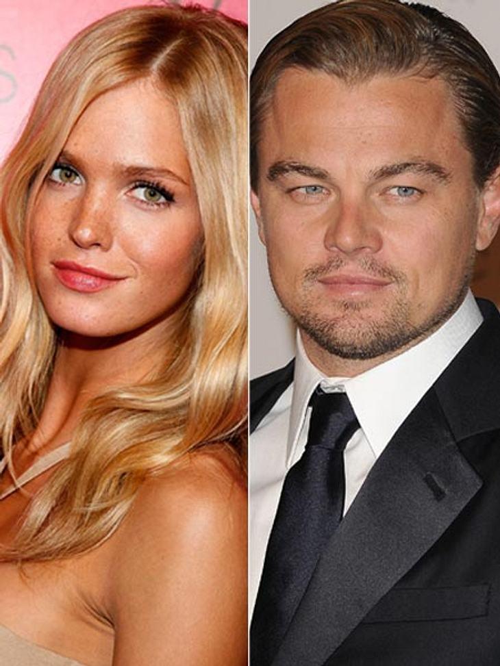 Erin Heatherton und Leonardo DiCaprio: Ob das noch lange hält?